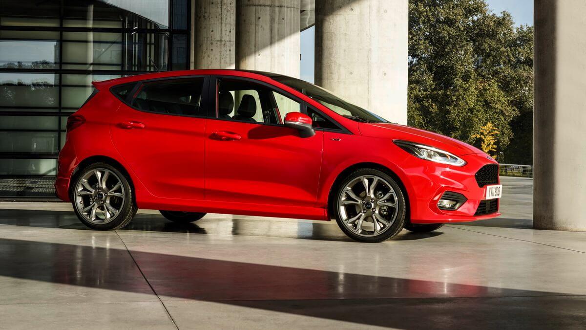 Fiesta St Forum >> Ford Fiesta: et de sept ! – Asphalte.ch