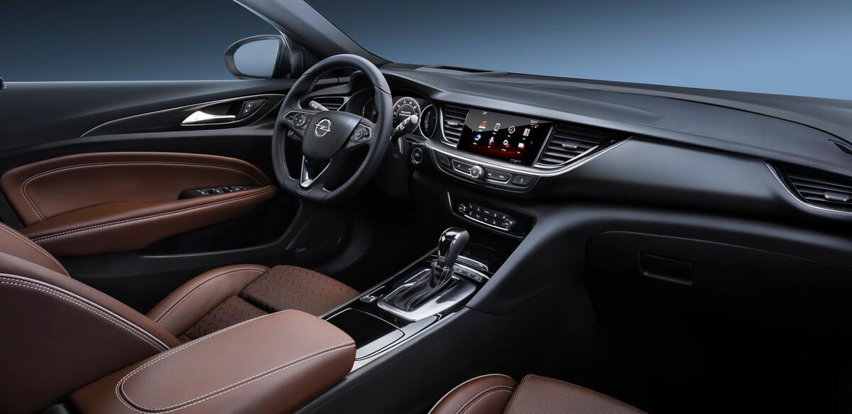 Opel Insignia Grand Sport intérieur