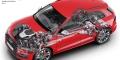 Audi SQ5 3.0 TFSI 2017 écorché cut view