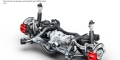 Audi SQ5 3.0 TFSI 2017 train arrière multibras