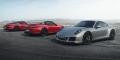 Porsche 911 Targa 4 GTS, 911 Carrera 4 GTS Cabriolet & 911 Carrera 4 GTS