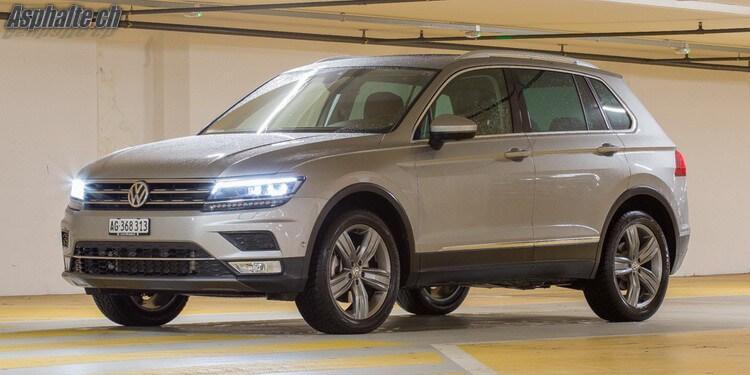 Essai VW Tiguan mk2 2017