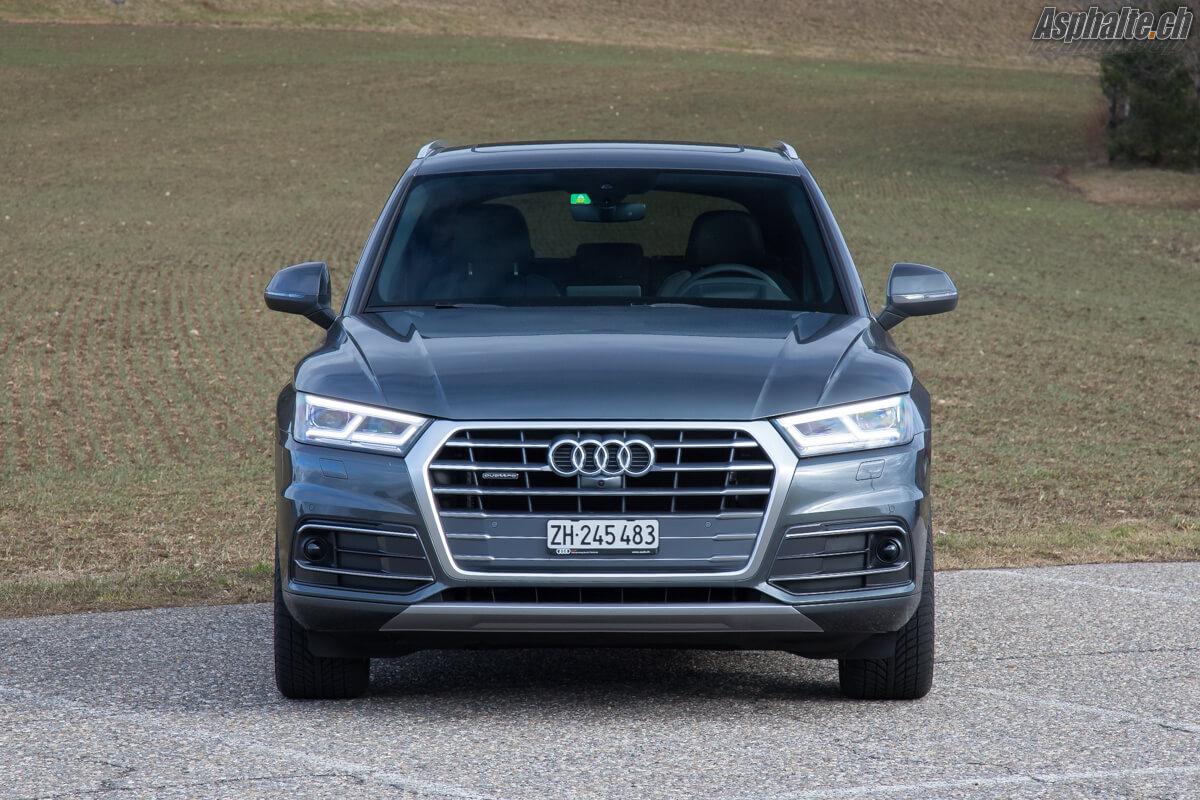 Essai Audi Q5 2.0 TDI 190 Quattro