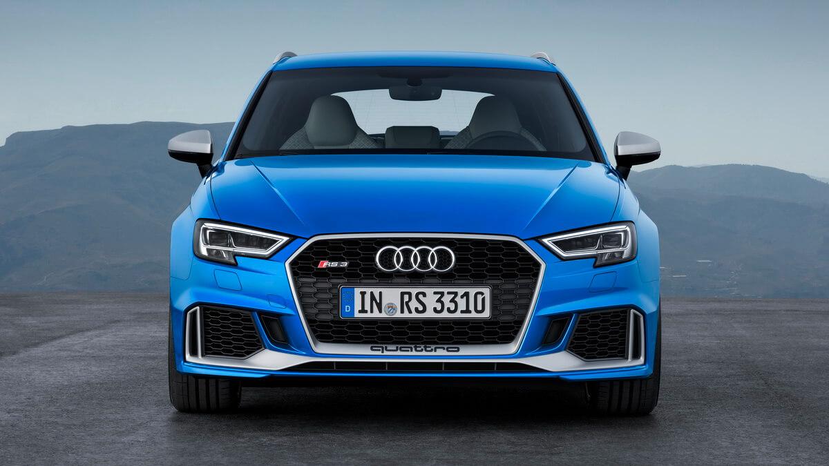 Audi RS3 Sportback 8V Facelift 2017
