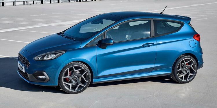 Ford Fiesta ST mk7 2017