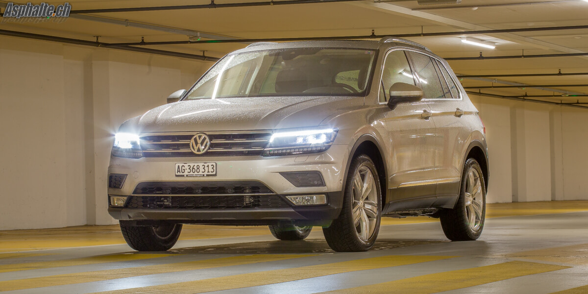 Essai VW Tiguan 2016