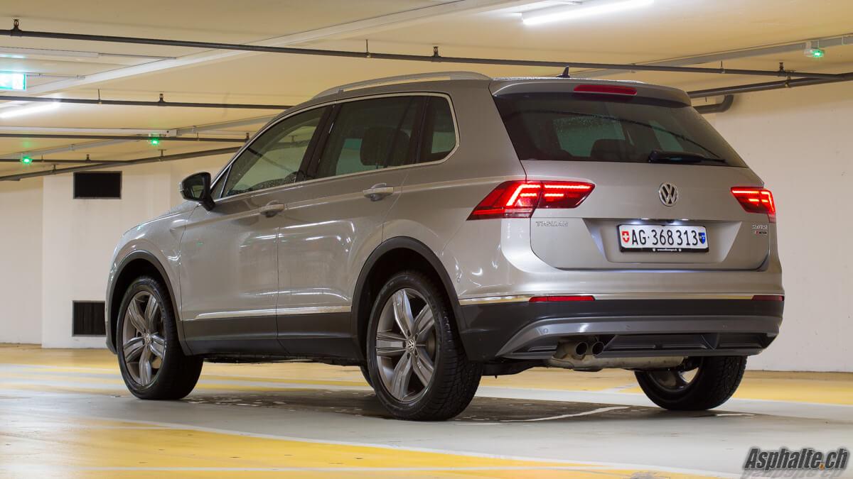 Essai VW Tiguan 2.0 TSI 180 2016