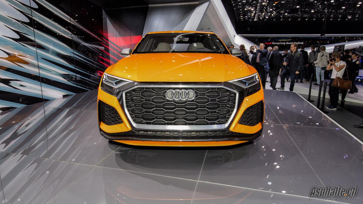 Audi Q8 Concept Genève 2017