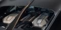 Bugatti Chiron Black Blue Genève nervure