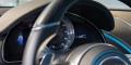 Bugatti Chiron Black Blue Genève compteur
