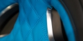 Bugatti Chiron Black Blue Genève sièges