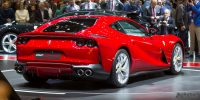 Genève 2017 Ferrari 812 Superfast