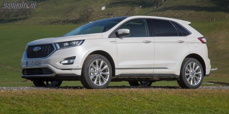 Essai Ford Edge Vignale
