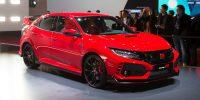 Honda Civic Type R Genève 2017