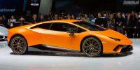 Genève 2017: Lamborghini Huracan Performante