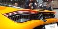 McLaren 720S Super Series 2017 échappement