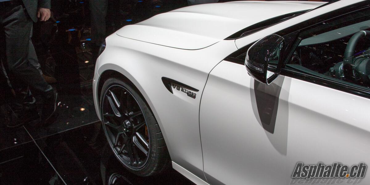 Mercedes-Benz E63 AMG Break T