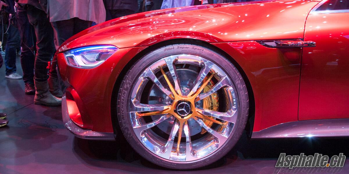 Mercedes-AMG Concept Jante
