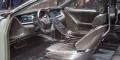 Pininfarina Hybrid Kinetic H600 intérieur sièges