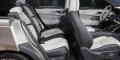 Range Rover Velar écorché intérieur places arrière