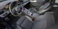 Essai Audi S4 Avant B9 sièges sport