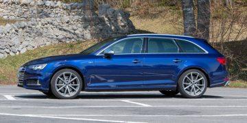 Essai Audi S4 Avant B9