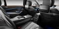 Mercedes Classe S W222 2017 facelift sièges arrière