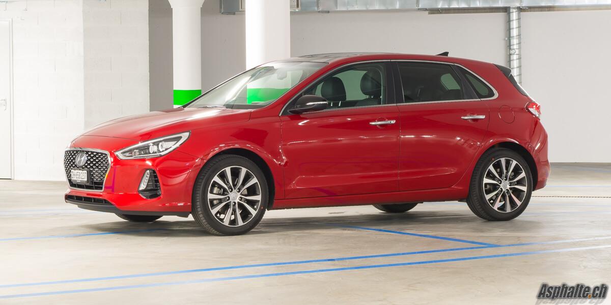 Essai Hyundai i30 1.4T-GDi