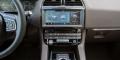 Essai Jaguar F-Pace console centrale InControl Touch Pro