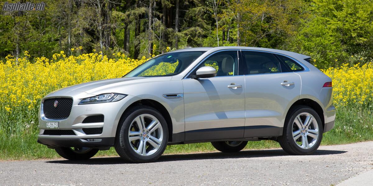 Essai Jaguar F-Pace V6 3.0 diesel
