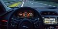 Essai Jaguar F-Pace intérieur tableau de bord