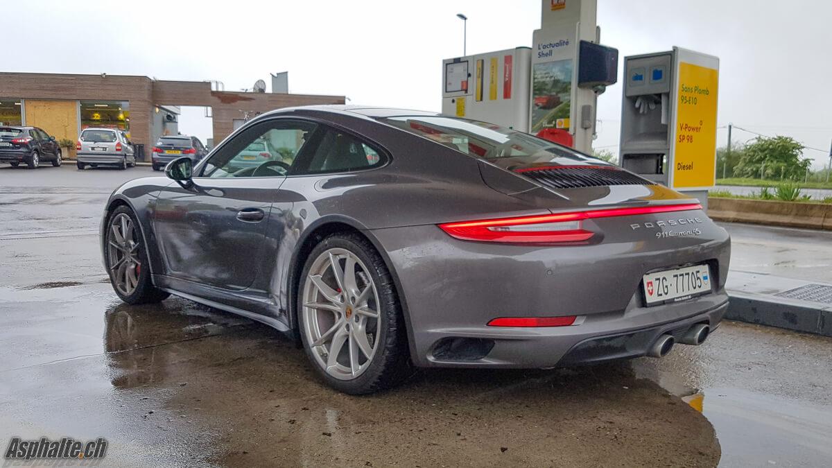 Essai Porsche 911 Carrera 4s Gt Par Excellence Page 4