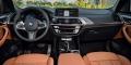 BMW X3 G01 xDrive M40i intérieur