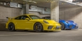Essai Porsche 991.2 GT3