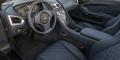 Aston Martin Vanquish Zagato Volante intérieur