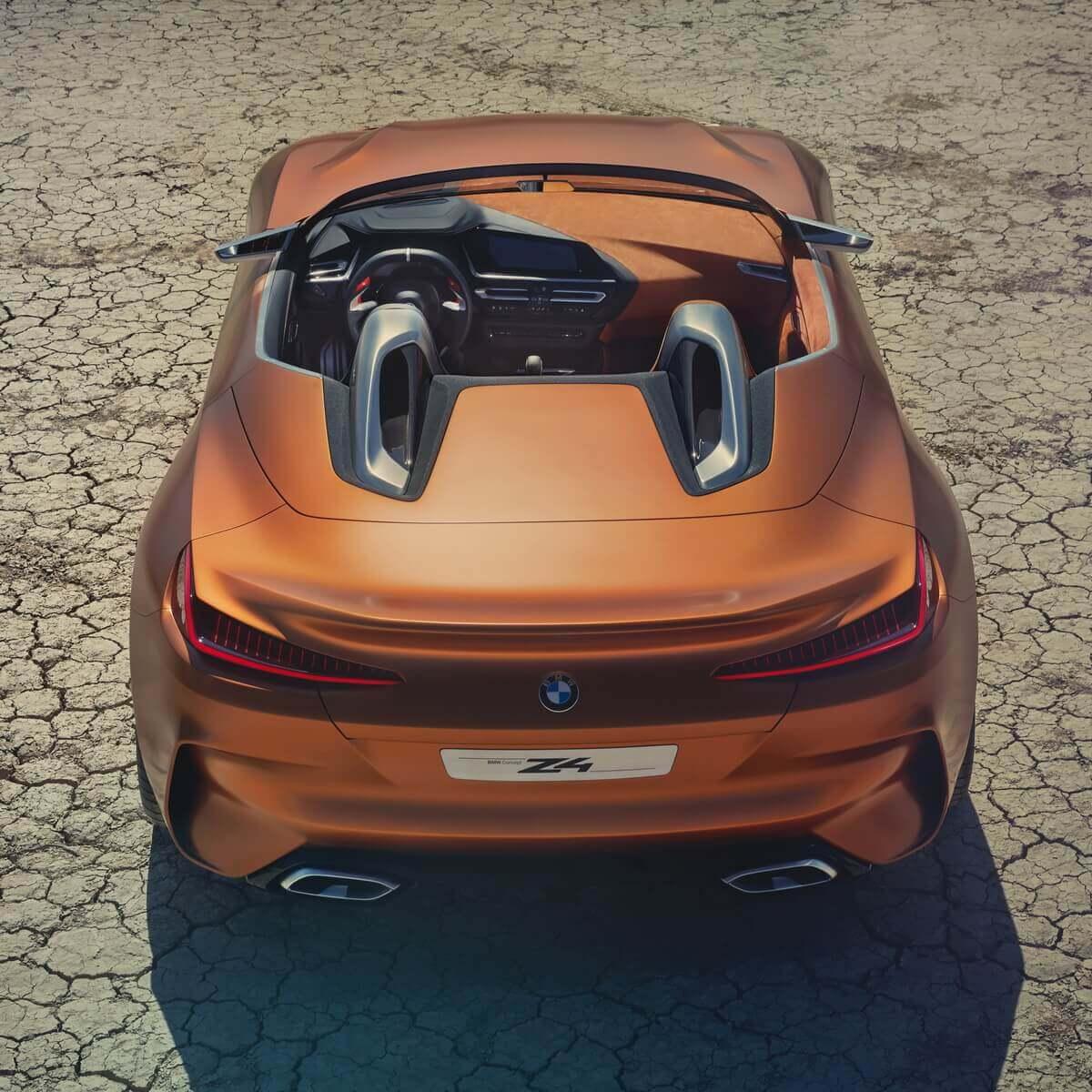 Bmw Z4 With Hardtop: BMW Z4 Concept