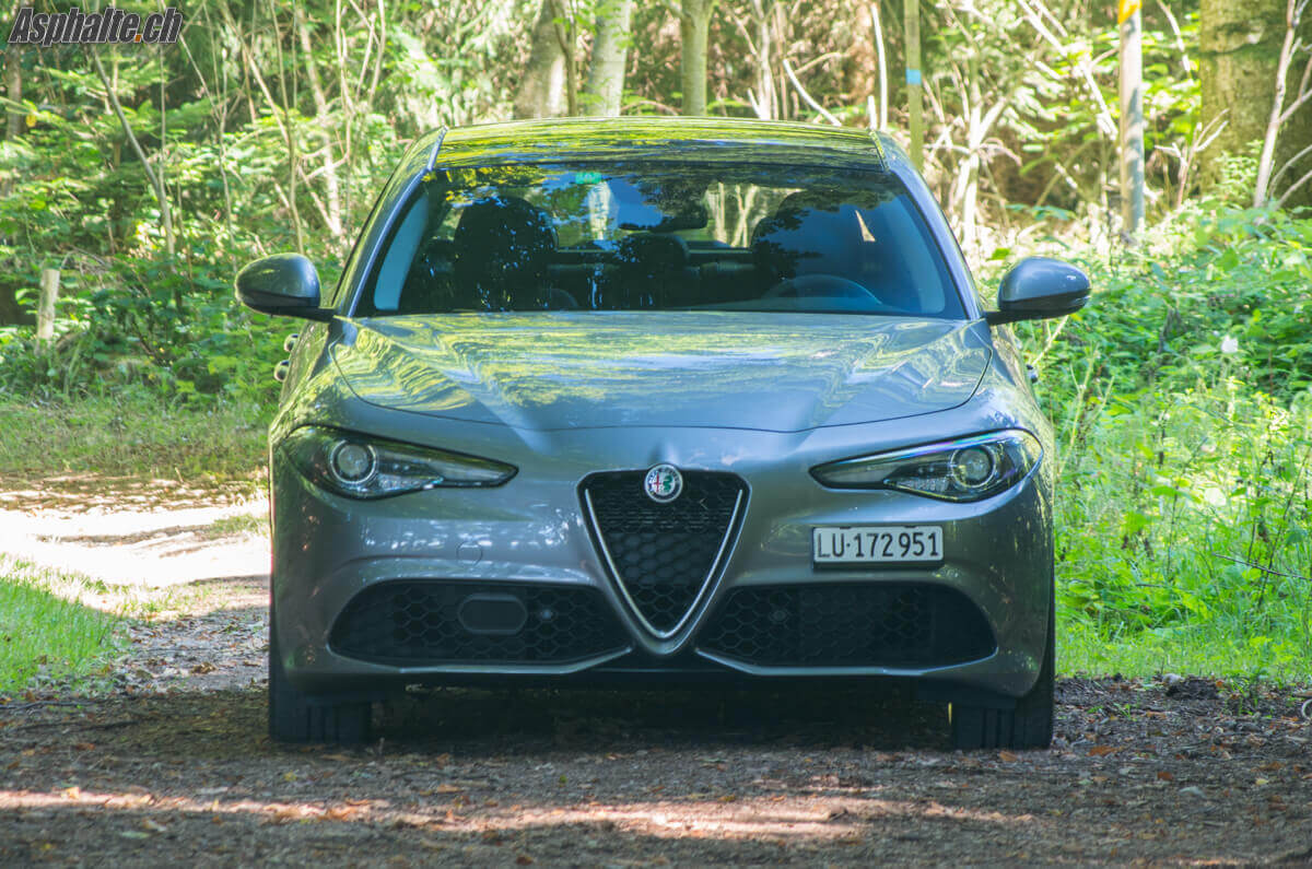 Essai Alfa Romeo Giulia Veloce
