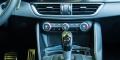 Alfa Romeo Giulia Veloce console centrale