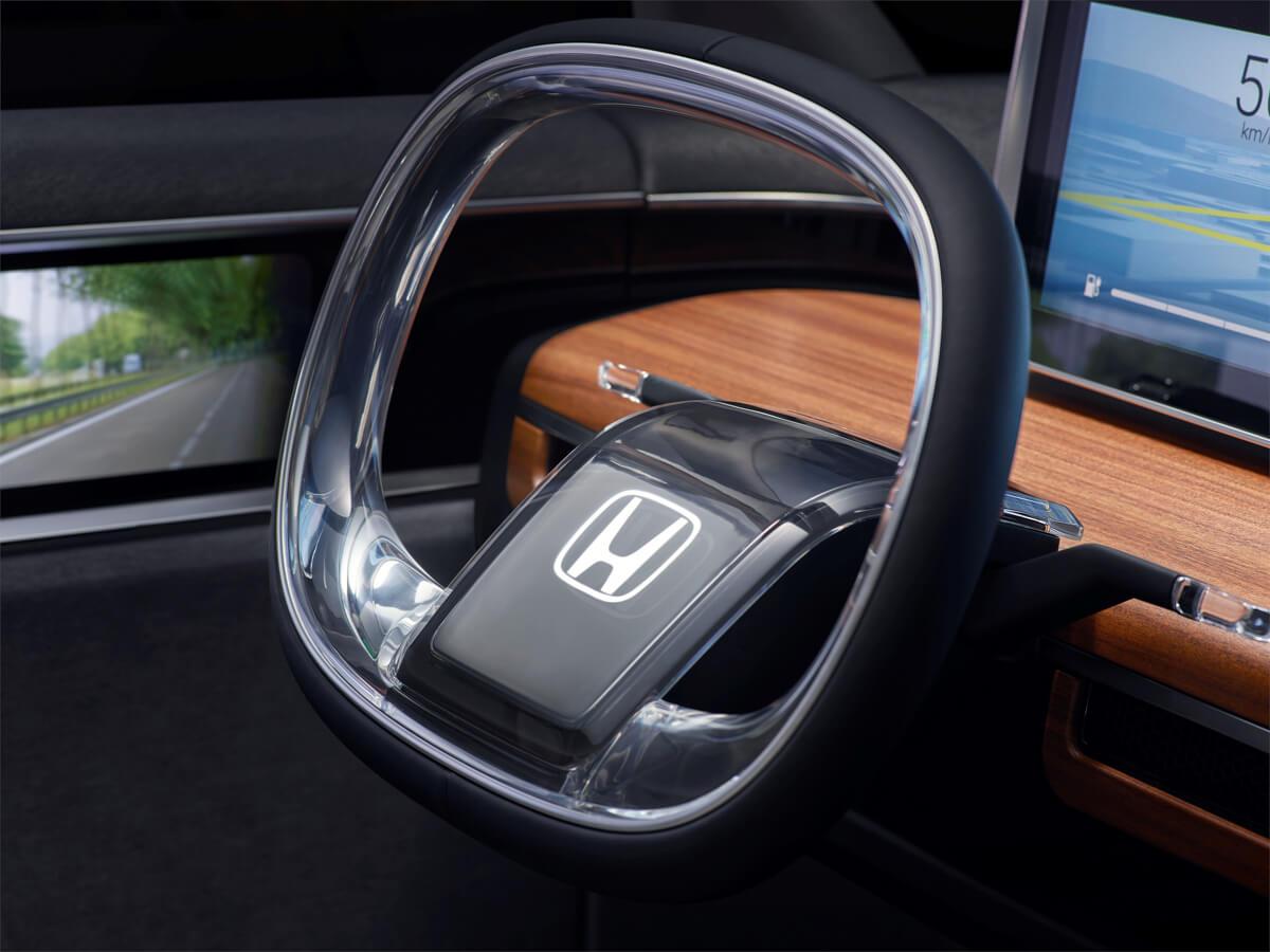 Honda Urban EV Concept volant
