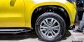 Mercedes Classe X - roue