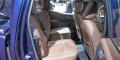 Mercedes Classe X sièges arrière