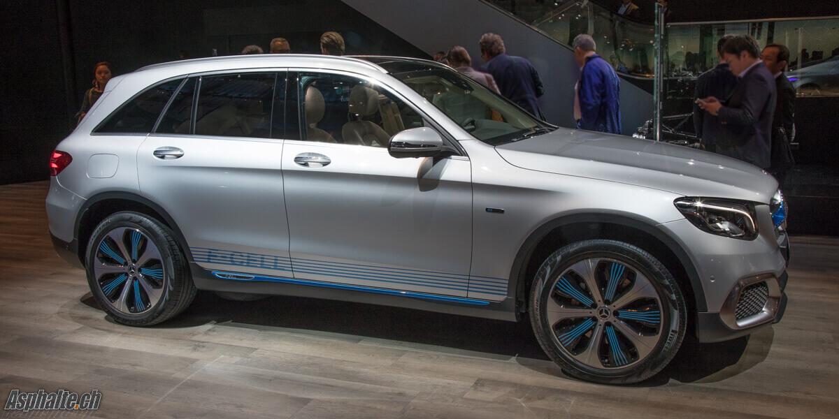 Mercedes GLC F-Cell EQ Power