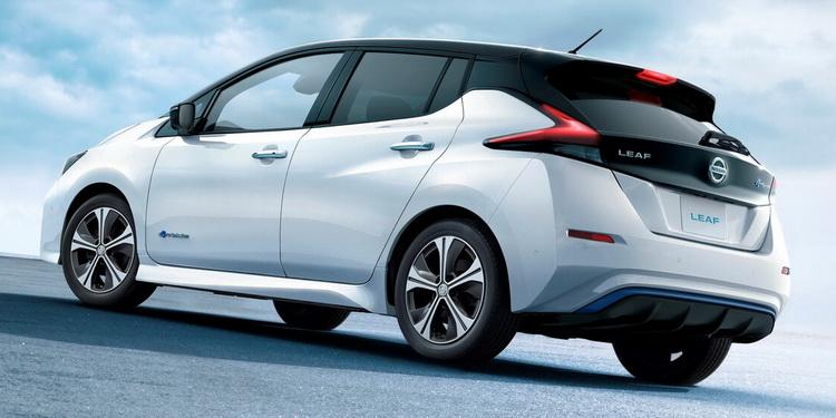 Nissan Leaf mk2