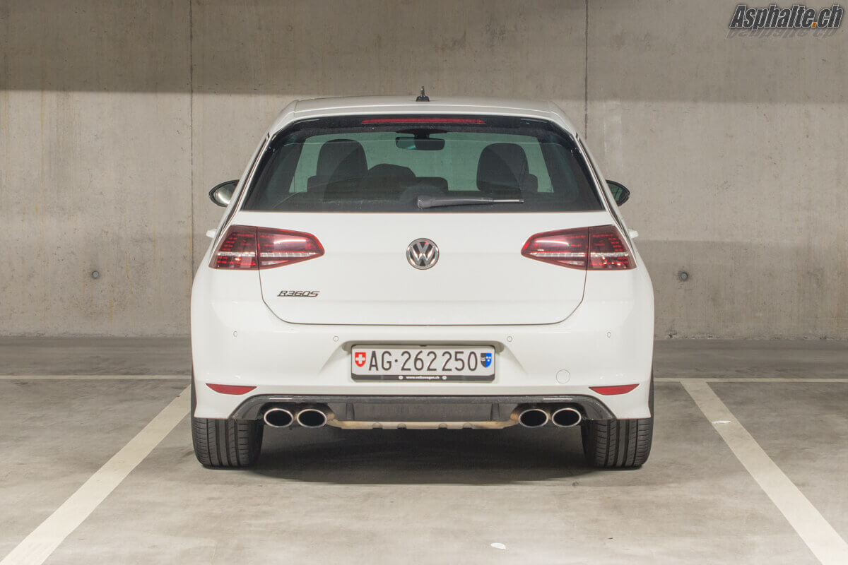 Essai VW Golf 7 R360S