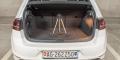 Essai VW Golf R 360S coffre