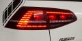Essai VW Golf R 360S phare arrière