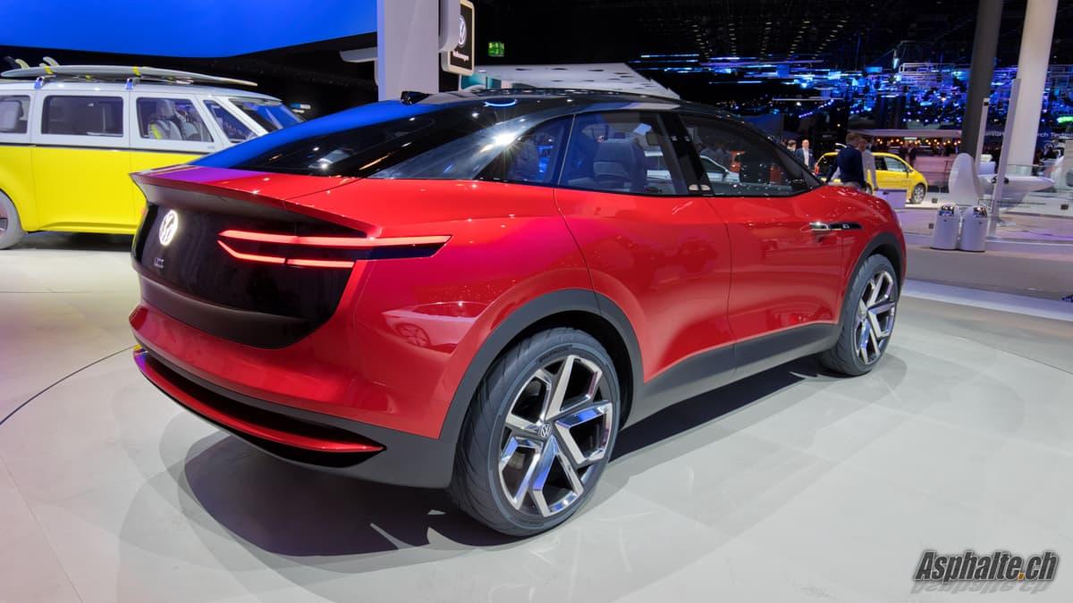 Volkswagen I.D. Crozz IAA 2017