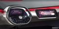 VW I.D. Crozz tableau de bord