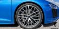 Audi R8 V10 Spyder détail