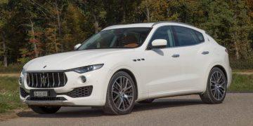 Essai Maserati Levante Diesel